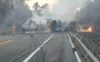 Collision au Mexique entre un camion-citerne et un autocar: 24 morts