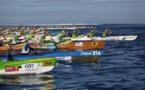 Tahiti Nui Va'a : 171 kilomètres de course attendent nos Aito