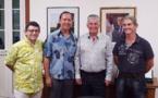 La Fédération hospitalière de France prépare sa convention à Papeete