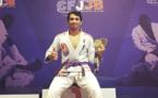 Jiu-Jitsu : Tehau Sanford champion de France en Gi et No-Gi !