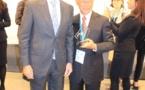 """La Perle du Pacifique obtient le prix """"Smart destination"""""""