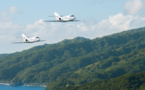 Des bulletins de vote largués par avion dans trois îles