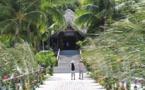 Visite guidée du Conrad à Bora Bora (photos)
