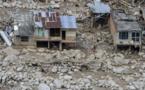 Kirghizstan: 24 morts dans un glissement de terrain