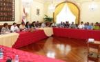 Le gouvernement rencontre les organisations syndicales pour la fête du travail