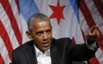 Obama annonce son soutien à Emmanuel Macron, dans une vidéo postée par En Marche!