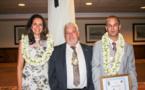 Le Lions Club de Papeete accueille un nouveau membre