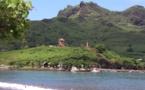 Le plus grand tiki du Pacifique a vu le jour à Nuku Hiva