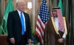Accueil royal et méga-contrats pour Trump en Arabie saoudite