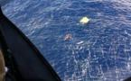 Deux naufragés hélitreuillés au large de Moorea