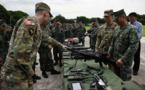 Contreterrorisme: Washington donne des armes à Manille