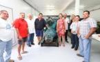 Rénovation du Centre des métiers de la mer de Polynésie française
