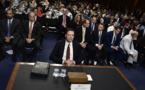 Audition sous haute tension de Comey au Congrès sur Trump et la Russie