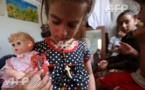 Trois ans après son enlèvement par l'EI, une fillette irakienne retrouve les siens