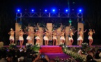 Gala Miss Tahiti : les candidates ont enflammé la scène