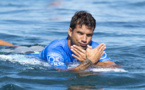 Surf Pro – Fidji Pro : Michel Bourez s'envole vers les quarts de finale
