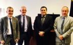 Projet « Le Village Tahitien » : le Vice-Président s'entretient avec la direction de la Caisse des Dépôts et Consignations