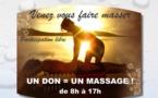 Un massage pour la saga