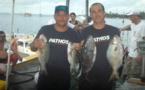 Pêche sous marine - Sélectives Océania : Teva Montagnon et Tepou Nehemia prennent la tête
