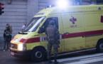 """L'auteur d'une """"attaque terroriste"""" dans une gare de Bruxelles identifié"""