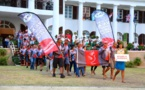 Va'a - 1ers championnats du monde de va'a marathon : Une cérémonie d'ouverture riche en couleurs