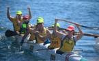 Championnats du monde de va'a marathon : les Australiennes remportent un premier titre MAJ