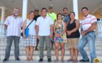 Papeete : six jeunes démarrent leur contrat CAE et SIE ce lundi