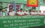Les Protestants fêtent les 500 ans de la Réforme