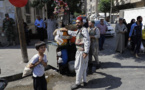 Pour les déplacés de la côte syrienne, le lent retour vers Alep