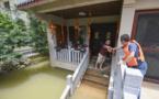 Inondations: au moins 60 morts dans le centre de la Chine