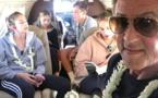 Sylvester Stallone est-il en Polynésie ?
