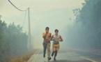 Violents incendies de forêt dans le sud de l'Europe