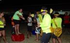 Intervilles: trois jours de fête à Rangiroa