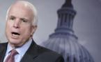 Le sénateur américain John McCain a un cancer du cerveau