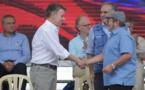 Colombie: rencontre historique entre membres des Farc et des ex-paramilitaires
