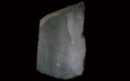 Page enfant : La pierre de Rosette exposée en ligne