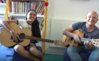"""""""La douceur d'une chanson polynésienne"""" au CHU de Toulouse"""
