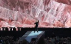 U2 embarque le Stade de France dans son road-trip américain
