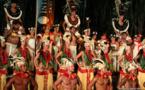 Temaeva ouvre les festivités du Mini-Heiva à l'Intercontinental