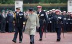 Le prince Philip, époux d'Elizabeth II, tire sa révérence