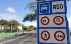 Un piéton traverse la RDO et se fait faucher par une voiture