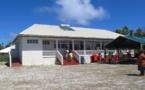 Inauguration de la nouvelle cantine scolaire de Tikehau