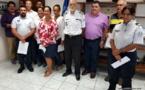DSP : La police félicite ses agents méritants