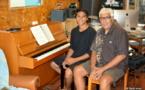 Chez les Vilchez le piano est une passion familiale