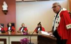 Le nouveau procureur général, Thomas Pison, entre en fonction