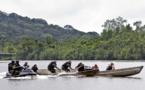 Guyane : nombre record de sites aurifères illicites dans le parc amazonien