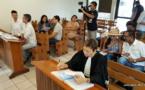 Le tribunal administratif renvoie le COPF de Nena dans les cordes