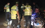 La gendarmerie sur la route contre les runs