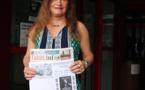 Julien Clerc: Fabienne remporte deux places VIP grâce au jeu SMS de Tahiti Infos