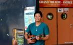 Ryane, self-made man du 'ukulele à Tahiti